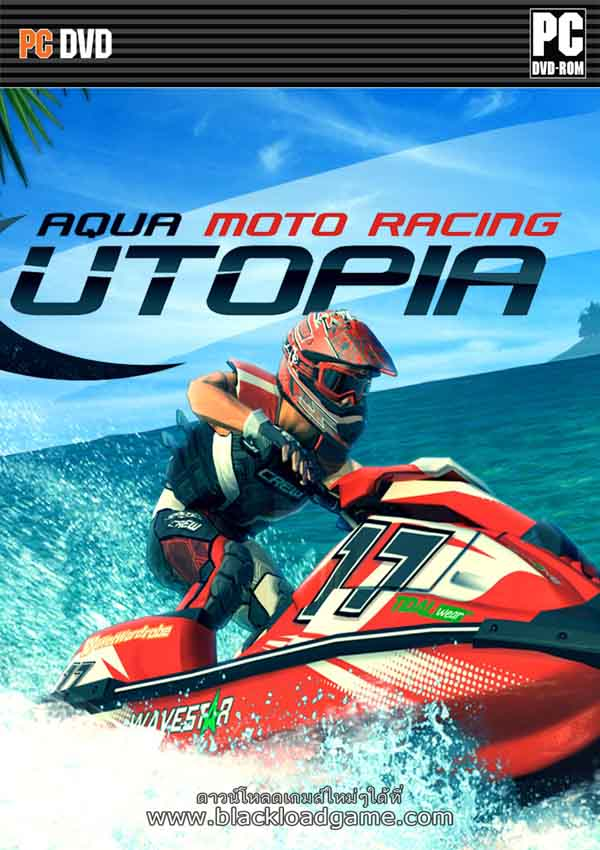 Aqua Moto Racing Utopia Download Cover Free Game
