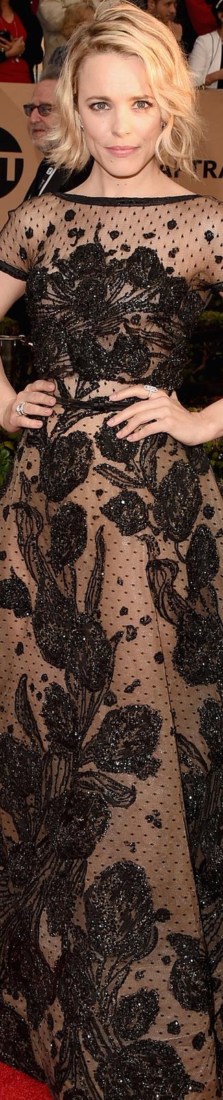 Rachel McAdams  2016 SAG Awards