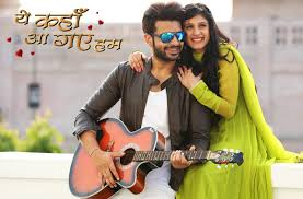 Yeh Kahan Aa Gaye Hum photos, story, timing, TRP rating this week, actress, actors poster