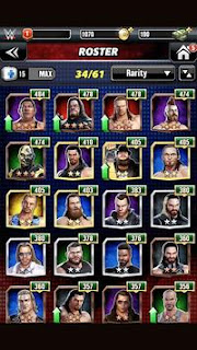 WWE Champions Free Puzzle RPG v.0.140 APK MOD for Android
