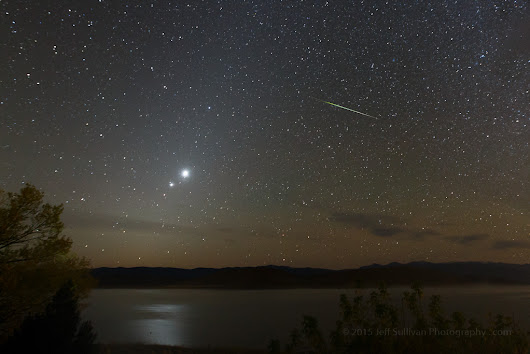Planets, Orionids and Zodiacal Light
