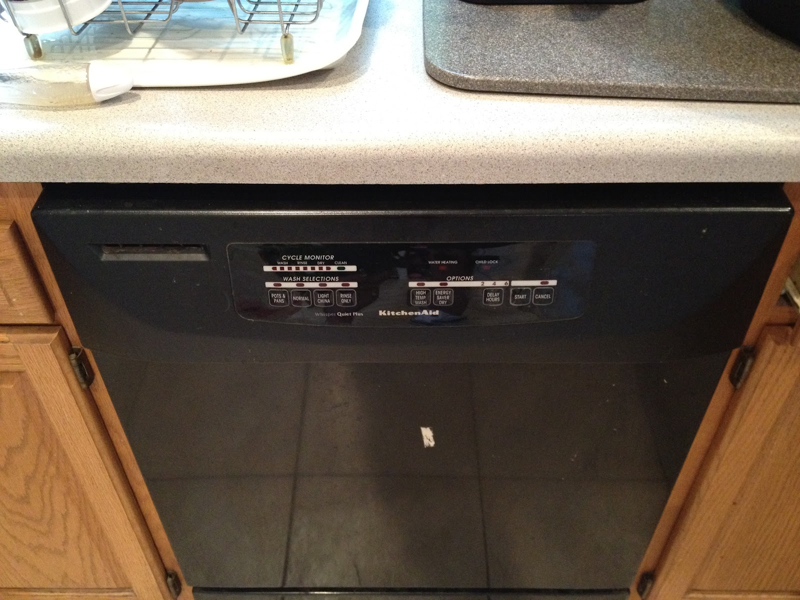 kitchen aid dishwasher repair table how to fix a cracked control panel button on kitchenaid