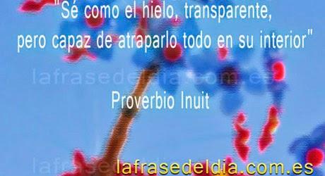 Proverbio Inuit
