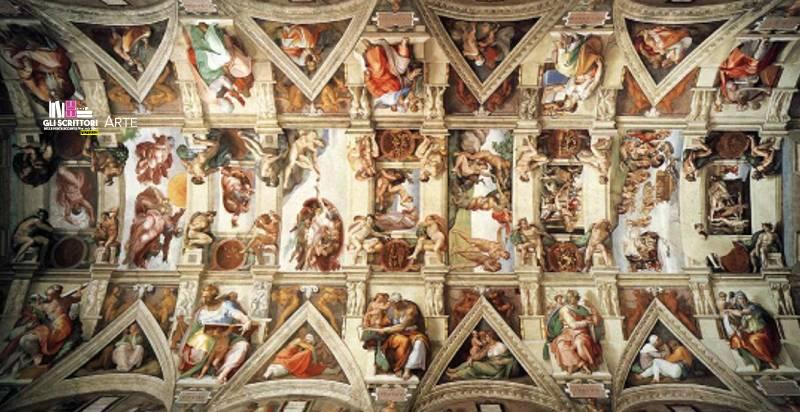 I capolavori di Michelangelo, dalla Cappella Sistina al Mosè