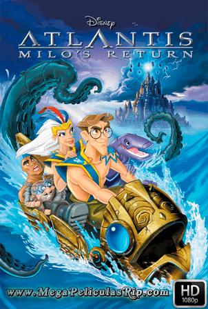 Atlantis El Regreso De Milo [1080p] [Latino-Ingles] [MEGA]