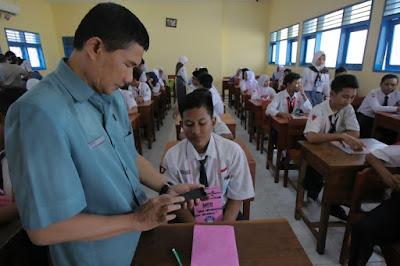 Razia Konten Game Pokemon Go di Surabaya