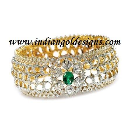 Heavy Diamond Jewellery Collection from TBZ