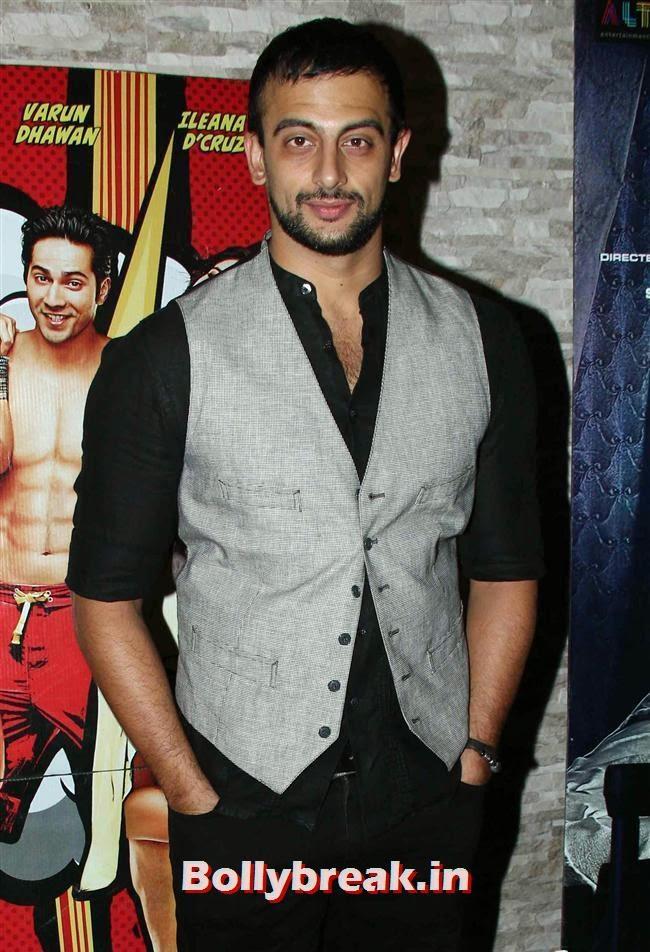 Arunoday Singh, Hottest at Main Tera Hero Success BASH