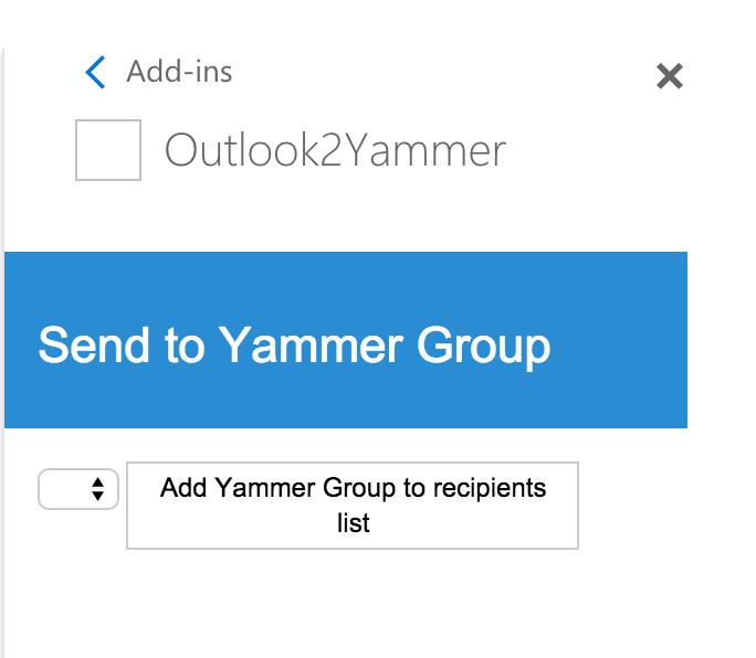 Building Office Add-In Using Office Yo Generator