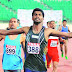 Sameer emerges fastest athlete of 56th National Inter-state Athletics