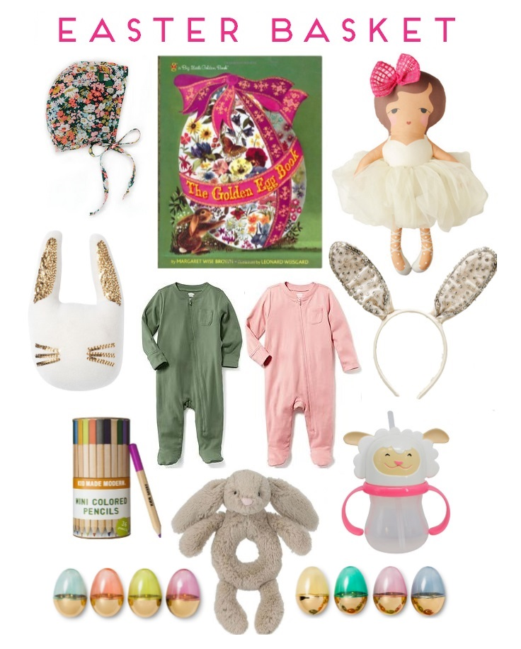 For the easter basket garvinandco the perfect spring accessory to add to an easter basket other options like small bows headbands are my favorite way to fill the girls plastic eggs negle Choice Image