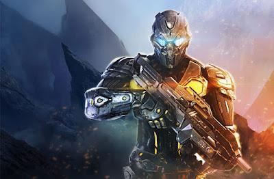 لعبة Overkill Strike للأندرويد، لعبة Overkill Strike مدفوعة للأندرويد