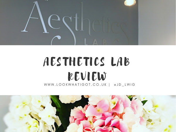 BEAUTY| AESTHETICS LAB REVIEW
