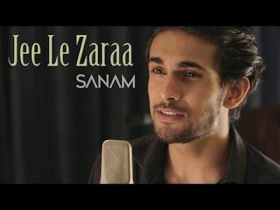 Jee Le Zara lyrics