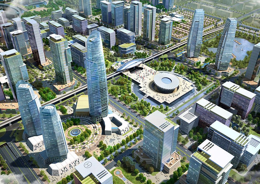 Khu đô thị mới Tây Hồ Tây và dịch vụ tiện ích hoàn hảo
