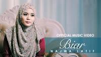 Lirik Lagu Najwa Latif Biar