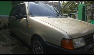 Dijual FIAT Uno 2 1992 silakan yg minat 14jt
