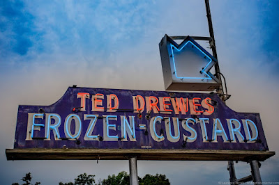 Route 66 Missouri - Ted Drewes Frozen custard_by_Laurence Norah