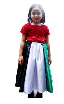 little Miss UAE costume