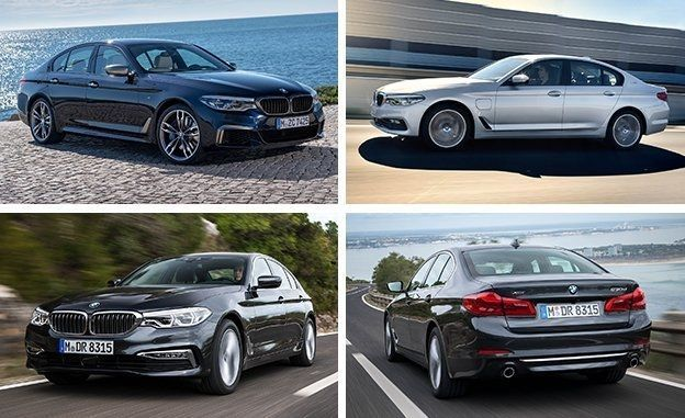 2017 BMW 5 Series Complete Review