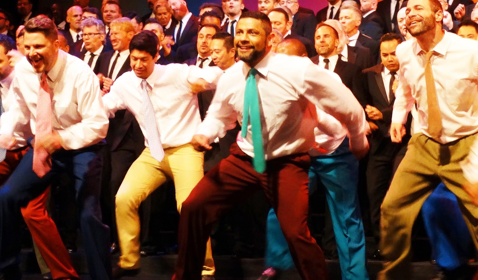 Gay Men's Chorus delights with concerts, projects, community spirit