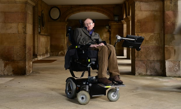 Rare quotes by late Stephen Hawking