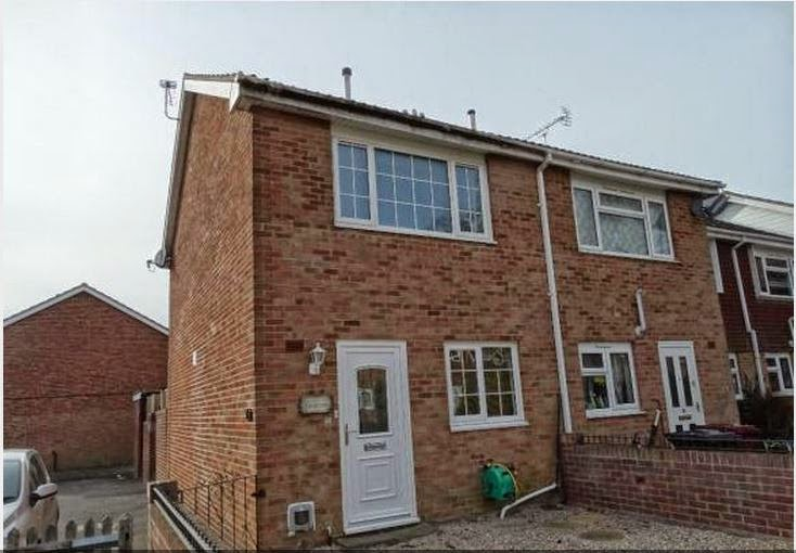 chichester buy-to-let house front