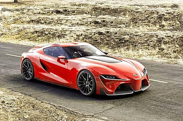 2019 Toyota C Hr Design Specs Price >> 2019 Toyota Supra Concept Release Date And Specs | Auto Toyota Review