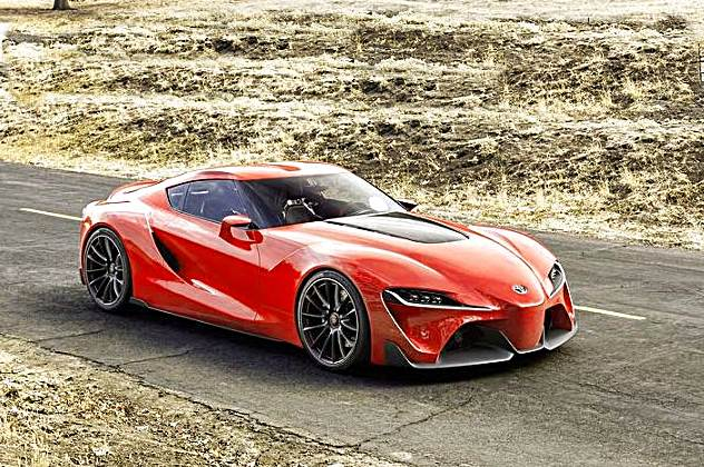 2019 Toyota Supra Concept Release Date And Specs