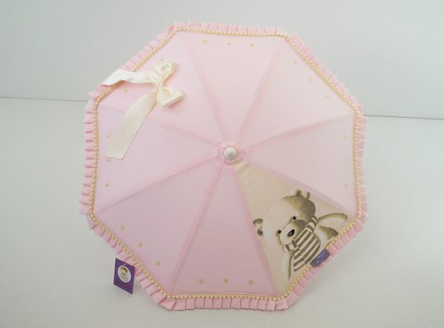 parasol bugaboo buffalo osos rosa