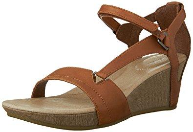 Sandales femmes compensées : confortables et pas cher