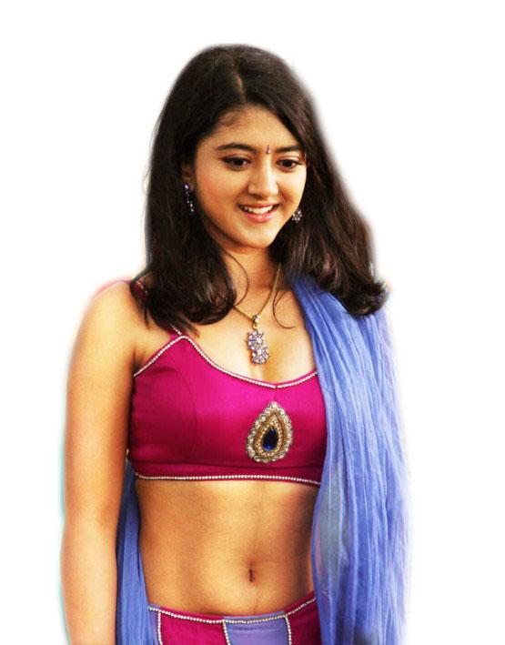 Shriya Sharma navel stills
