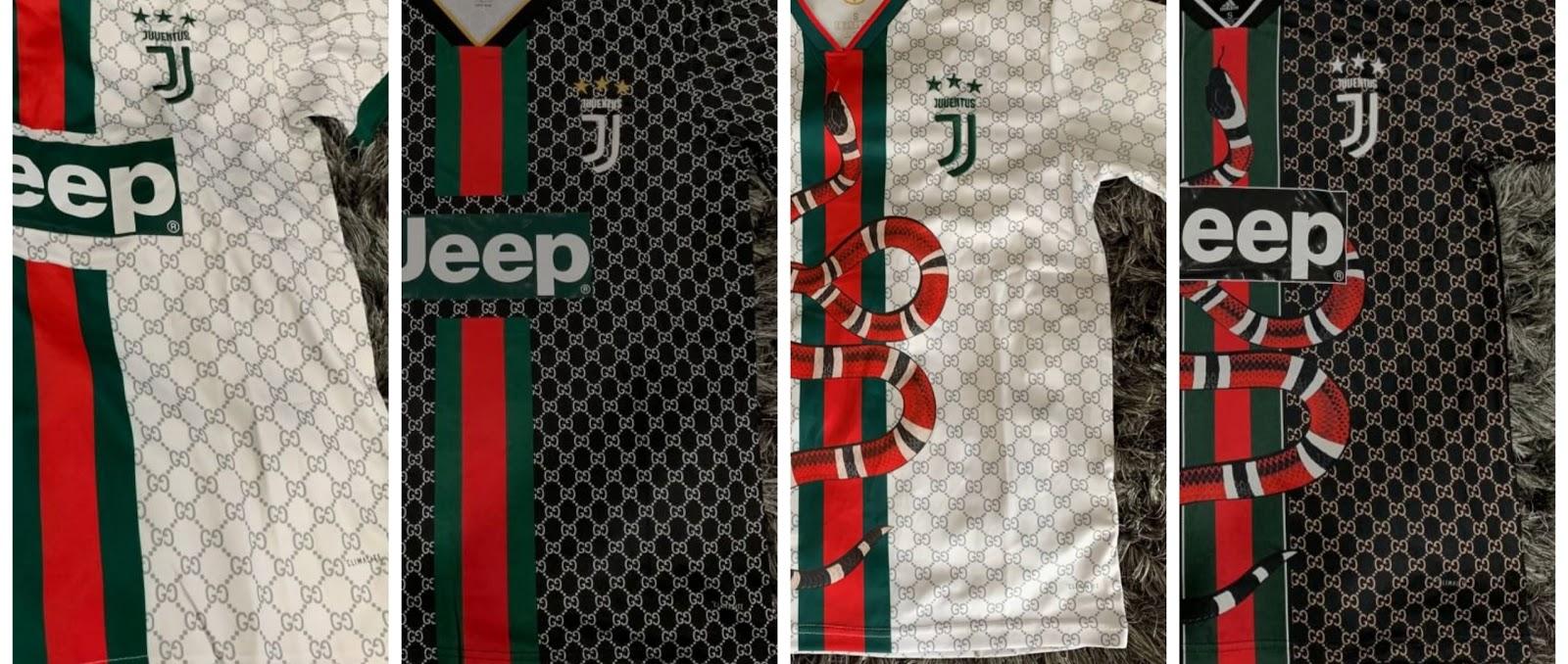 Juventus Gucci