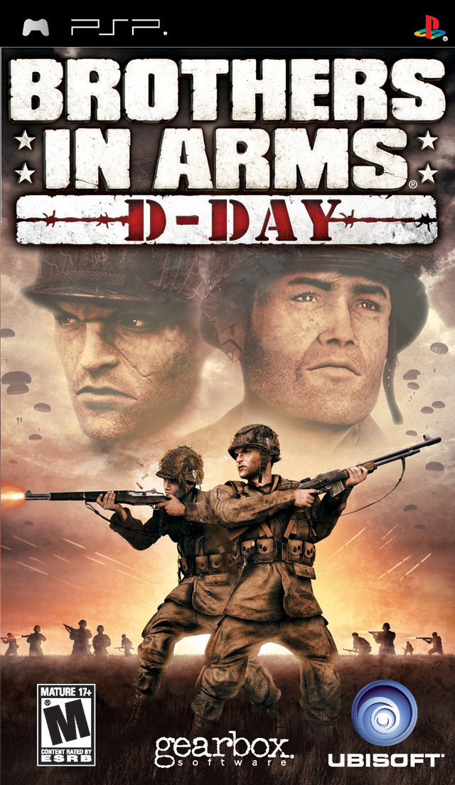 Brothers in Arms - D-Day - PSP - ISO Download