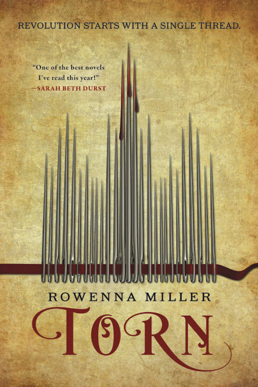 Review: Torn by Rowena Miller