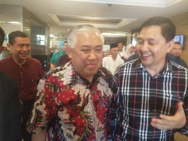 Din Syamsudin Nilai Isu HGU Bumerang Bagi Jokowi
