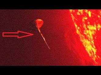 Increíble! TOP 6 naves nodrizas absorben energía del sol. Pruebas contundentes de la NASA