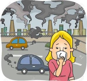 Contaminación del Aire para Niños