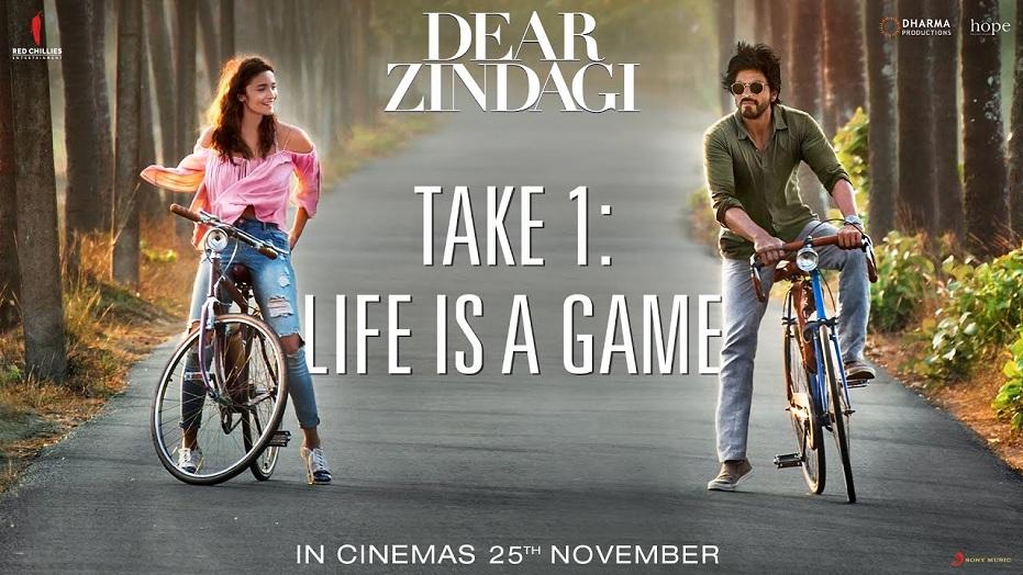 Dear Life / 2016 / Sevgi yolu / Hindistan / Online Film İzle
