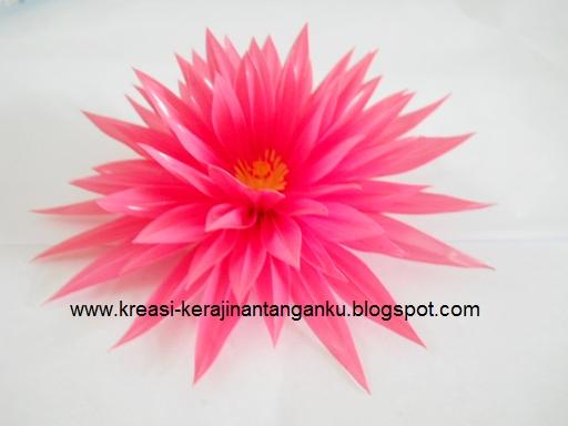 Kreasi Craft Bunga Teratai
