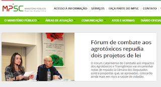https://www.mpsc.mp.br/noticias/forum-de-combate-aos-impactos-dos-agrotoxicos-repudia-dois-projetos-em-tramitacao-no-congresso-nacional