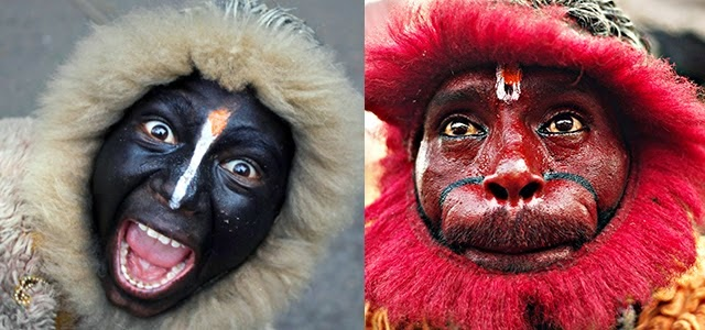 h3 - Sangre del Mono: La Raza de Esclavos de los Dioses