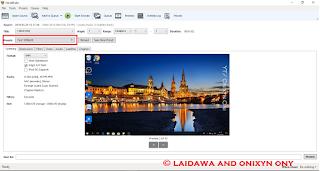 Kompres/Mengecilkan Ukuran Video Tanpa Mengurangi Kualitas