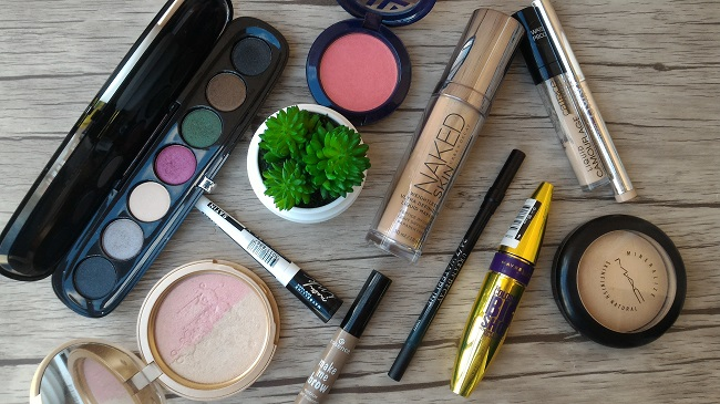 Maquillaje de otoño - Marc Jacobs - Too Faced - MAC - Maybelline
