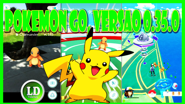 Baixar pokemon go nova atualização