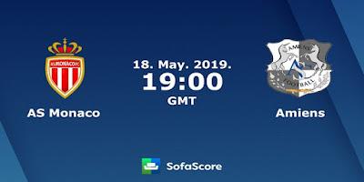 بث مباشر مباراة موناكو واميان