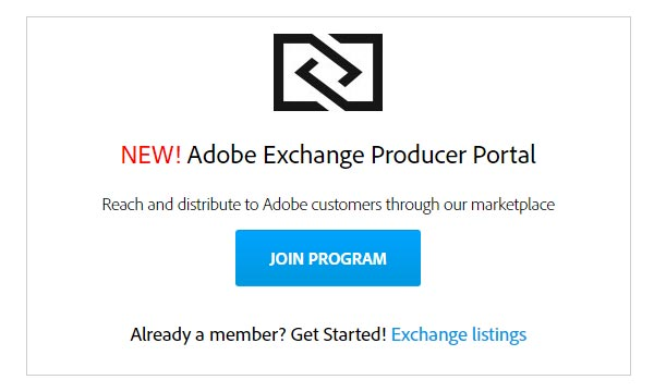 How to Create Listing on Adobe Exchange