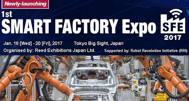 PR | Japan Leaps Towards Smart Factory Implementation with 1st Expo