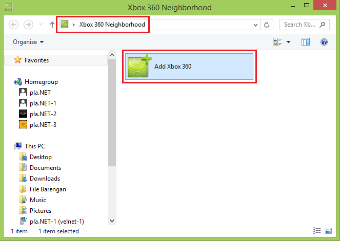 xbox 360 neighborhood download 2016