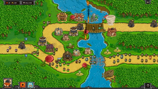 Kingdom Rush Frontiers PC Full